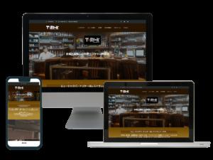 TORI-K オフィシャルWebサイト製作